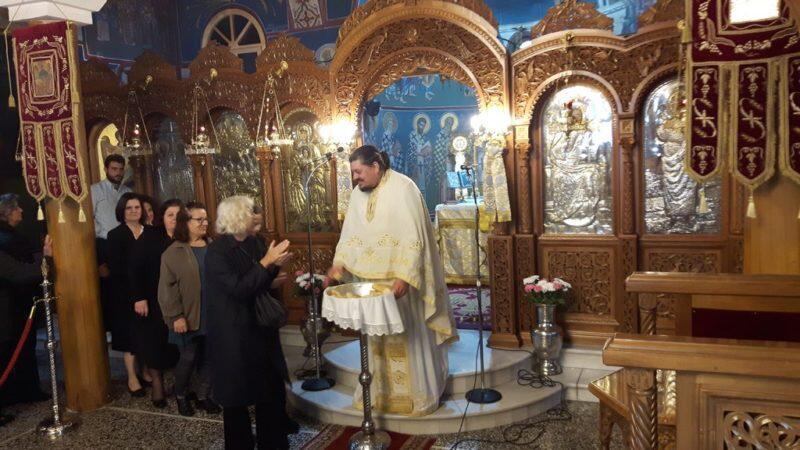 Εύβοια: Εορτή Αγίου Ρωμανού του Μελωδού στο Γυμνό