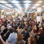 Δημήτρια 2018: Ομιλία από τον Ιερομ. Χρυσόστομο Κουτλουμουσιανό