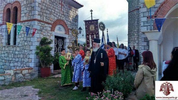 Σπάρτη: Λαμπρός εορτασμός του νεομάρτυρος Αγίου Ιωάννη