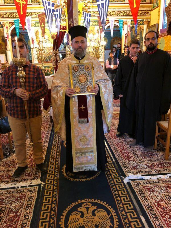 Η εορτή του Μεγαλόμαρτυρος Αγίου Δημητρίου, στον Άγιο Ιωάννη Πύργου