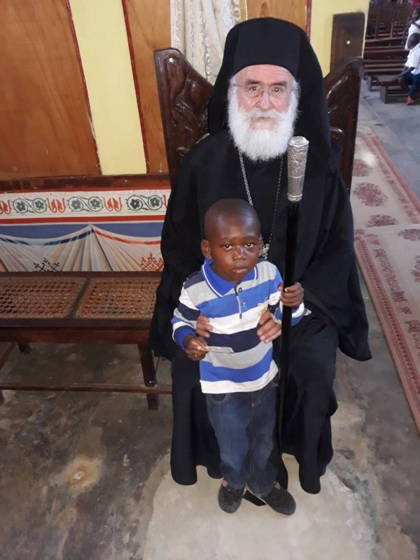 Συνεχίζεται η Ιεραποδημία του Μητροπολίτη Ξάνθης στην Αφρική