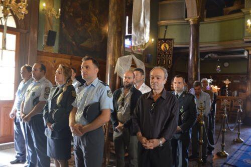 Λευκάδα: Δοξολογία προς τιμήν της Ελληνικής Αστυνομίας