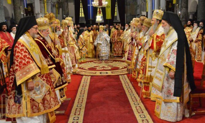 Θεσσαλονίκη: Λαμπρή Εορτή Αγίου Δημητρίου παρουσία ΠτΔ