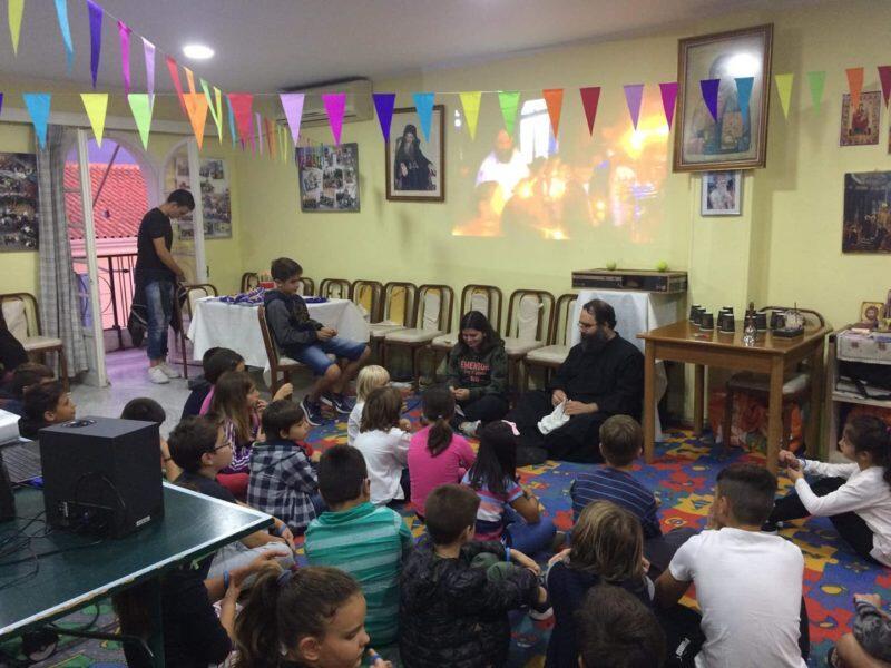 Οι Νεανικές Συντροφιές ξανάρχισαν στις Ενορίες της Μητρόπολης Λευκάδος