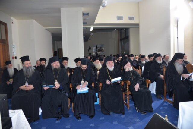 Ξεκίνησε η συνδιάσκεψη για τις «Αιρετικές θεωρήσεις περί των Ιερών Μυστηρίων»