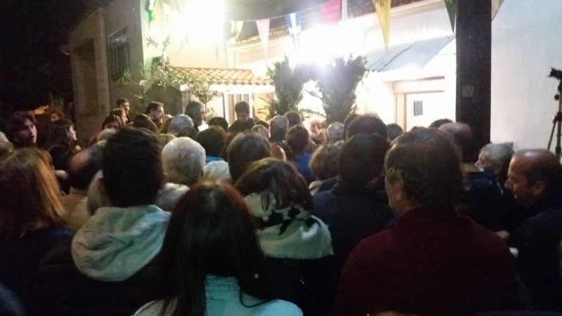 Χανιά: Πλήθος κόσμου στον Εσπερινό του Αγίου Δημητρίου