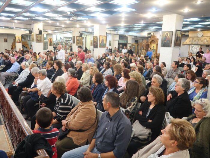 Δημήτρια 2018: Καθήλωσε ο Μητροπολίτης Γόρτυνος Ιερεμίας