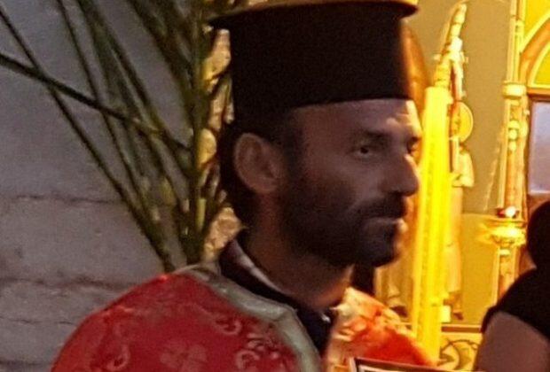 Άφατη θλίψη στην κηδεία του Ιερέα που σκοτώθηκε σε τροχαίο