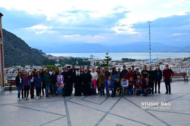 Άρωμα Κρήτης στο Ναύπλιο με 50 παιδιά από το κέντρο νεότητας της Μητροπόλεως Κυδωνίας
