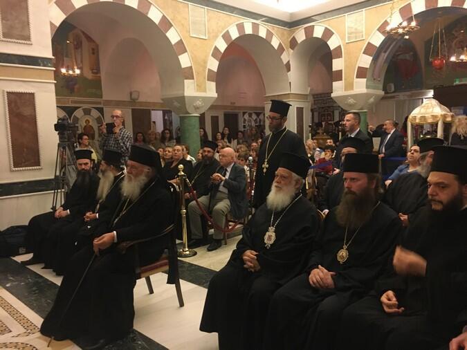 Αρχιεπίσκοπος: Η Εκκλησία δημιουργεί πολιτισμό