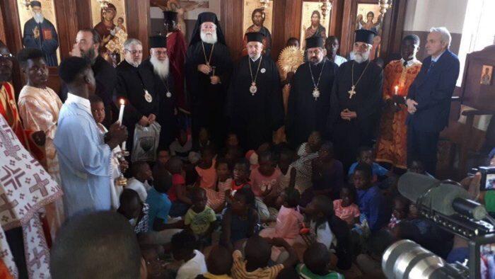 Εορτασμοί για την 14η επέτειο εκλογής του Πατριάρχου Αλεξανδρείας Θεόδωρου