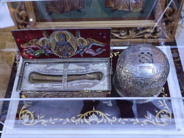 Yποδοχή I. Λειψάνων - Αρχιερατική Θεία Λειτουργία στον Άγιο Δημήτριο Αττικής