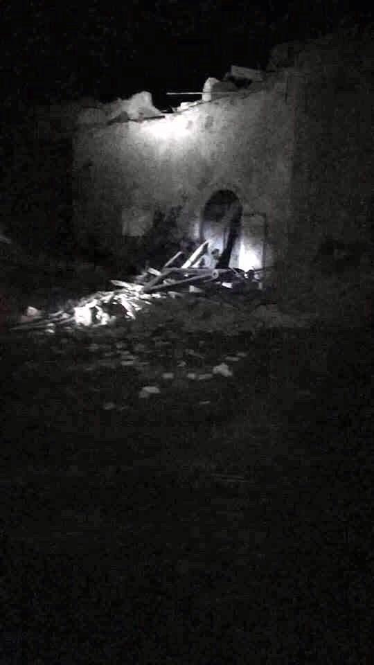 Σεισμός ΤΩΡΑ - Ζάκυνθος: Ζημιές στο ιστορικό μοναστήρι των Στροφάδων