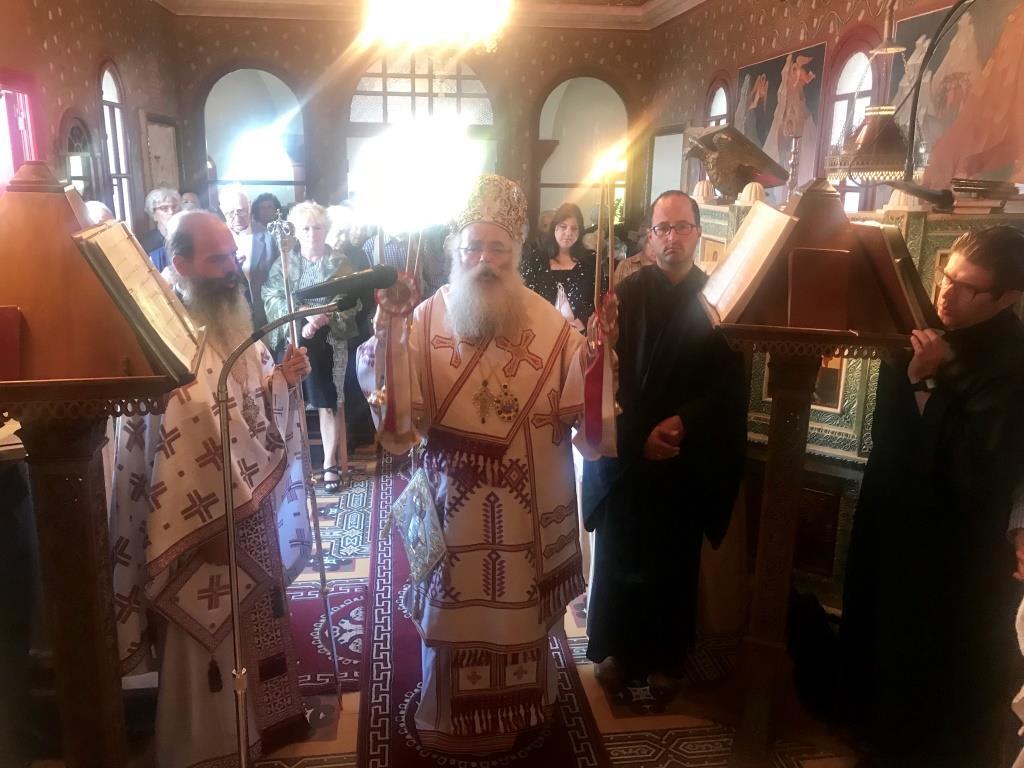 Λαμπρή πανήγυρη του Επισκοπικού παρεκκλησίου Οσίου Ιωάννου του Ερημίτου Ιεράπετρας
