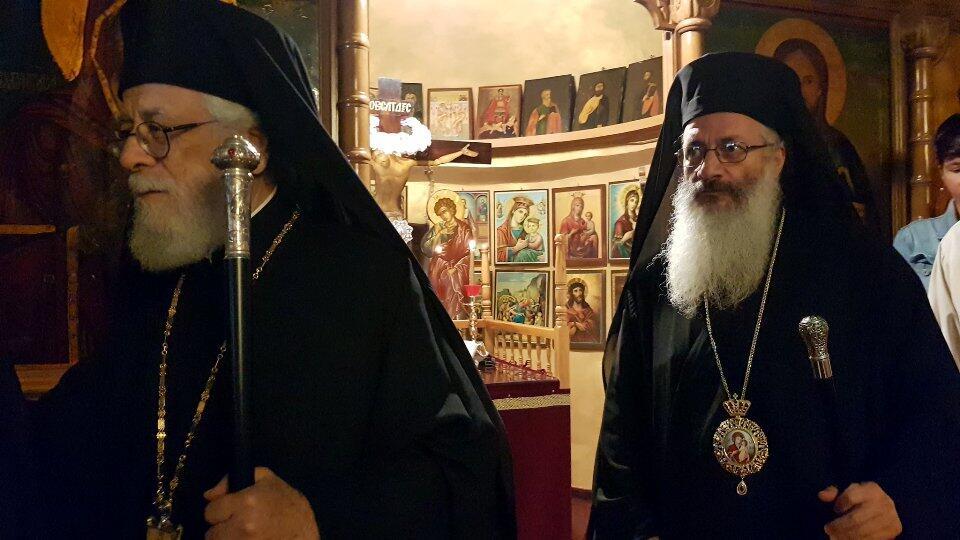 Χιλιάδες πιστοί στην Εορτή του Οσίου Κενδέα του Θαυματουργού στην ομώνυμη Μονή του παρά τω χωριώ Αυγόρου