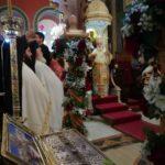 Τρίπολη: Αρχιερατικό συλλείτουργο - Χιλιάδες για την Αγία Ζώνη