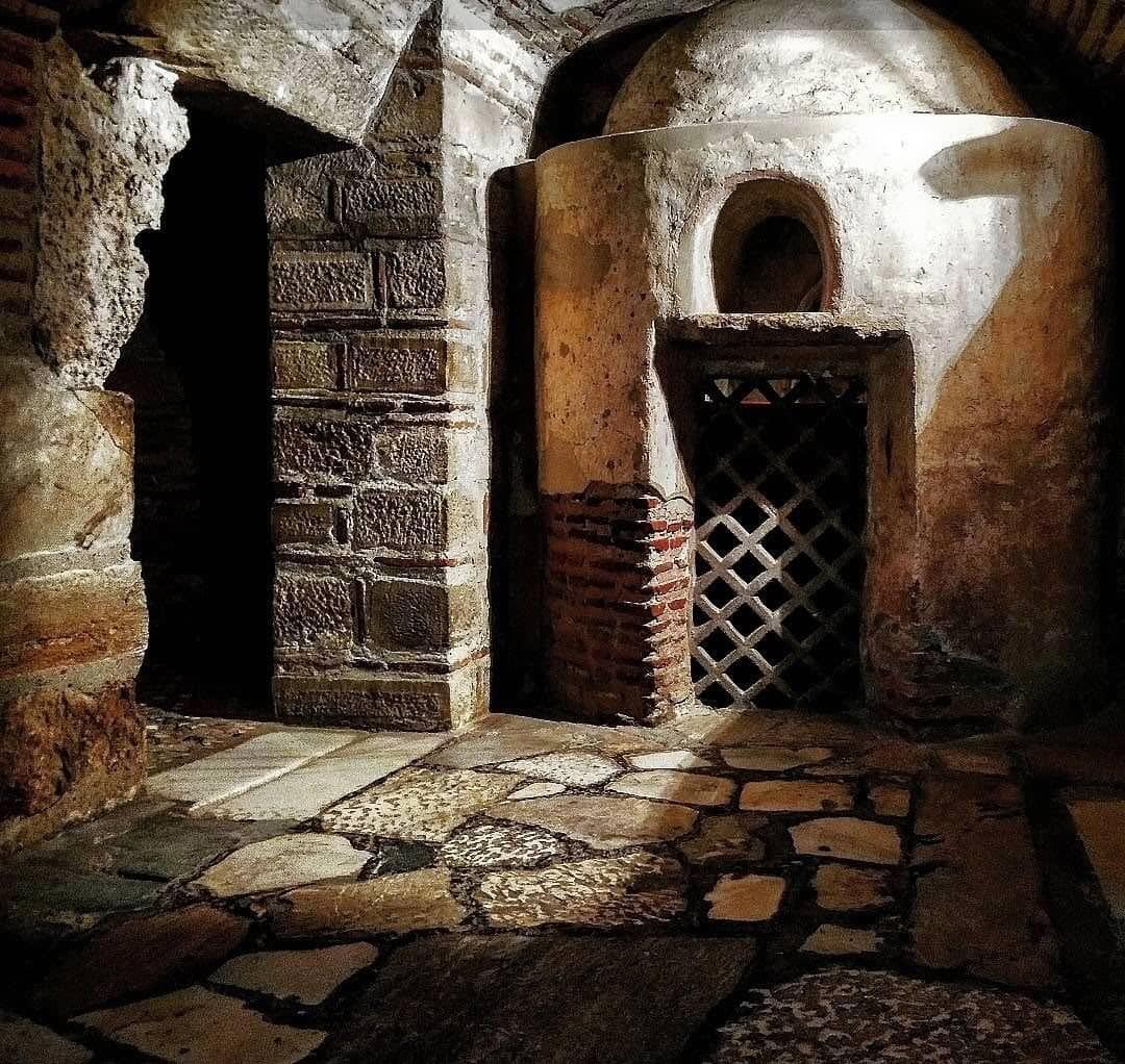 Κρύπτη Ιερού Ναού Αγίου Δημητρίου Θεσσαλονίκης