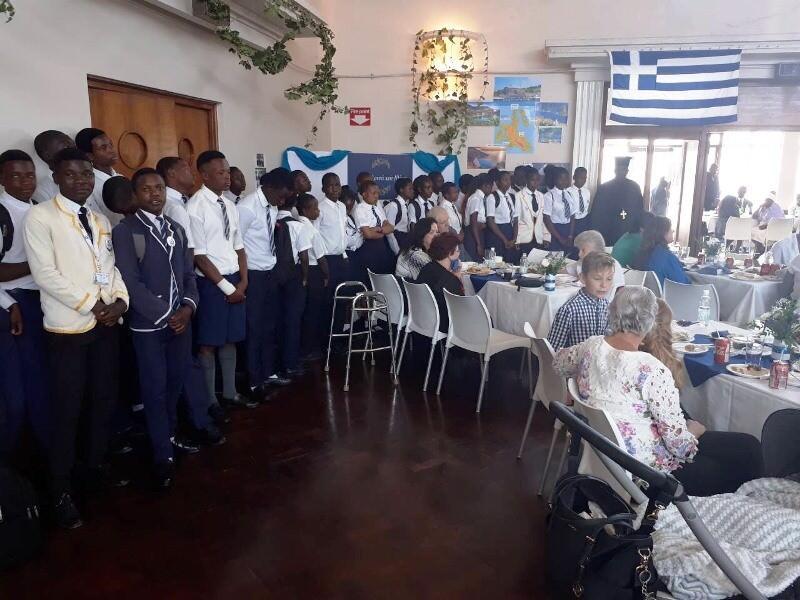 Εορτή 50 Χρόνων από την Ίδρυση Μητρόπολη Ζιμπάμπουε