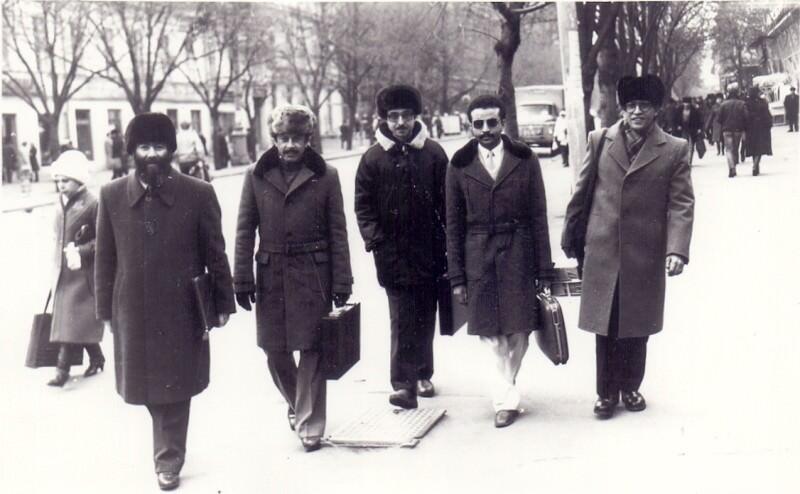 Πατριάρχης Θεόδωρος και Πρέσβης Ουκρανίας Latii