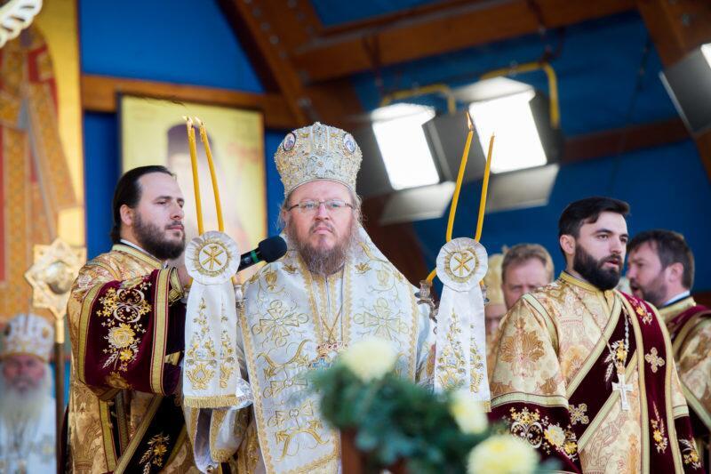 Ρουμανία: Λαοθάλασσα στην Εορτή του Αγίου Δημητρίου
