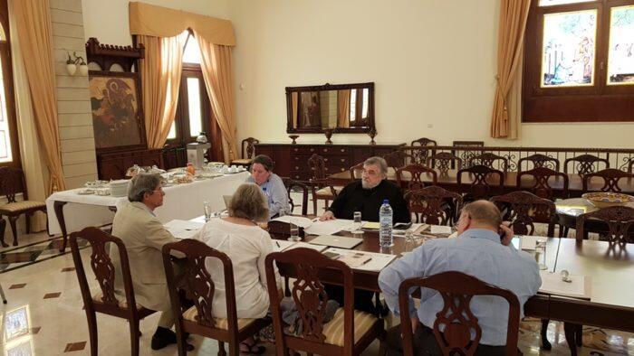 Παραλίμνι: Φιλοξενία συνάντησης Επιτροπής ΠΣΕ
