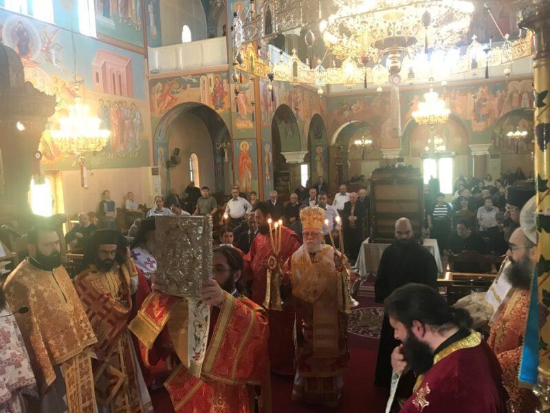 Η εορτή του Αγίου Δημητρίου στο Παραλίμνι