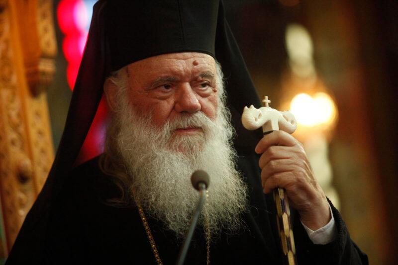 Ο Αρχιεπίσκοπος σε Μεσσήνη και Πύλο