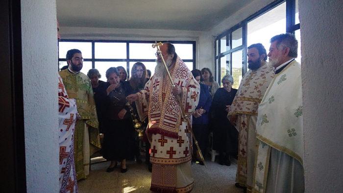 Εορτή Αγίας Αναστασίας της Ρωμαίας στην Ενορία Πλακιώτισσας