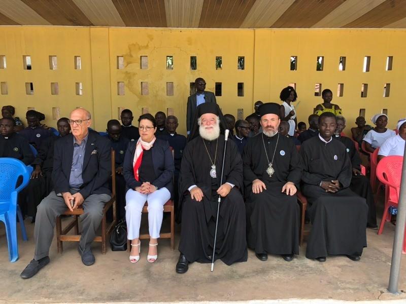 Πατριάρχης Αλεξανδρείας στην Γκάνα 2018