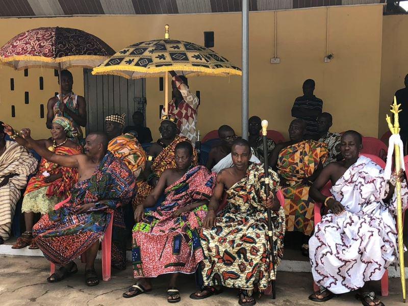 Τεχνική Σχολή στην Γκάνα