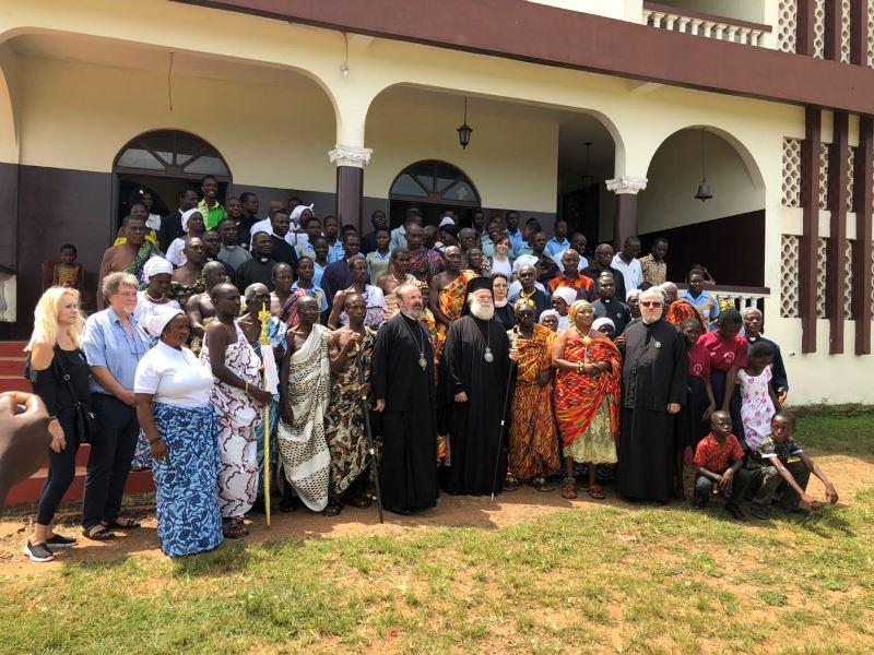 Πατριάρχης Αλεξανδρείας Τμήμα Πληροφορικής Γκάνα