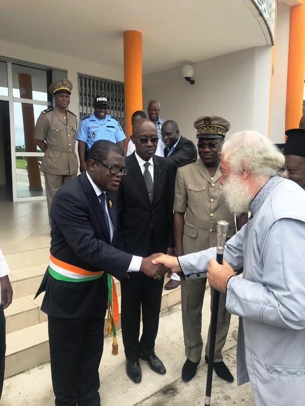 Νέο Ορθόδοξο Ιεραποστολικό Κέντρο στην Ακτή Ελεφαντοστού Πατριάρχης Αλεξανδρείας