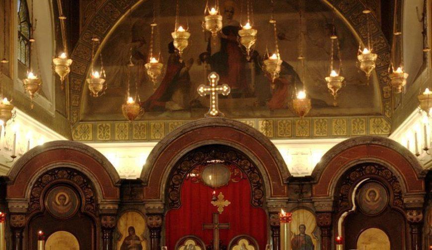 εκκλησια