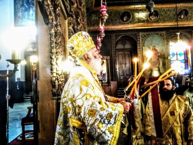 Πατριαρχείο Αλεξανδρείας Εορτή Αγίου Νικολάου στο Κάιρο