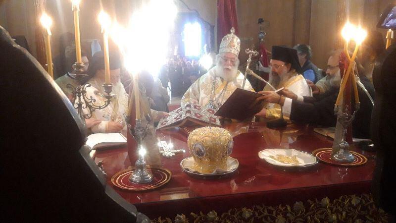 Πατριαρχείο Αλεξανδρείας Εορτή Αγίου Νικολάου στο Κάιρο και Χειροτονία Μητροπολίτου Κανάγκας
