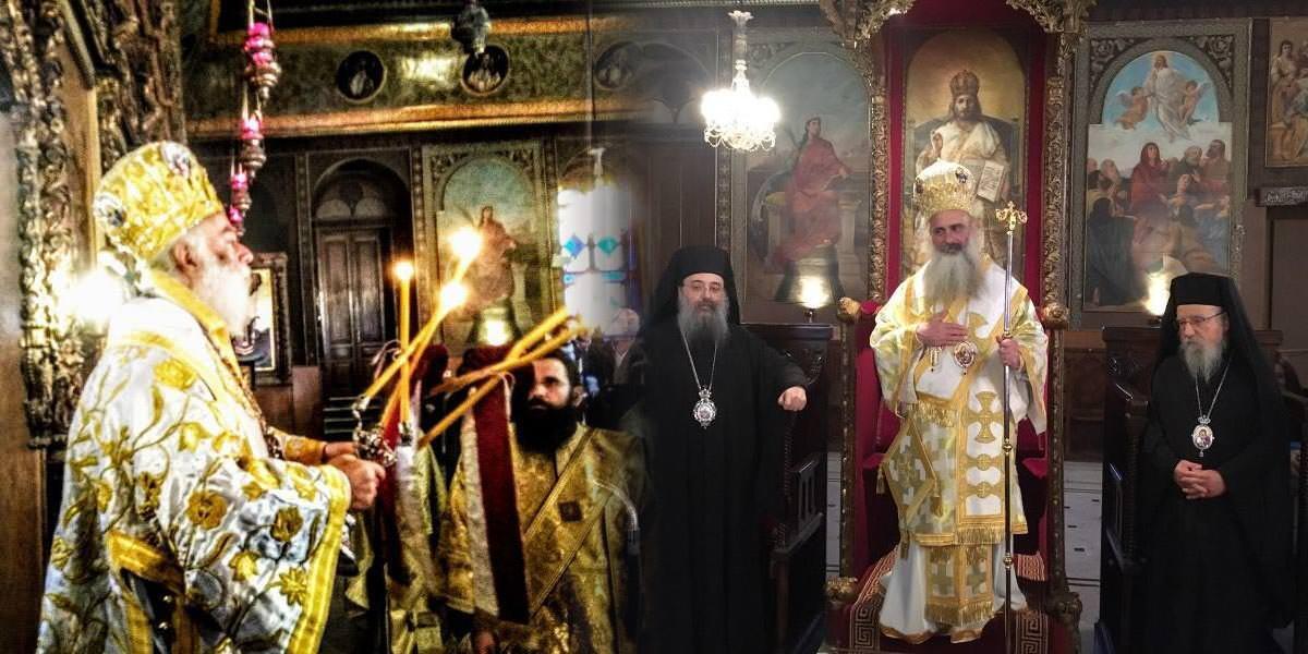 Πατριαρχείο Αλεξανδρείας Εορτή Αγίου Νικολάου Κάιρο