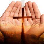 χερια σταυρός εκκλησία