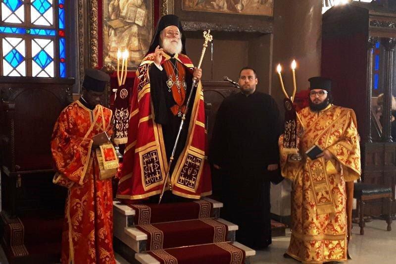 Πατριαρχείο Αλεξανδρείας Εορτή Χριστουγέννων