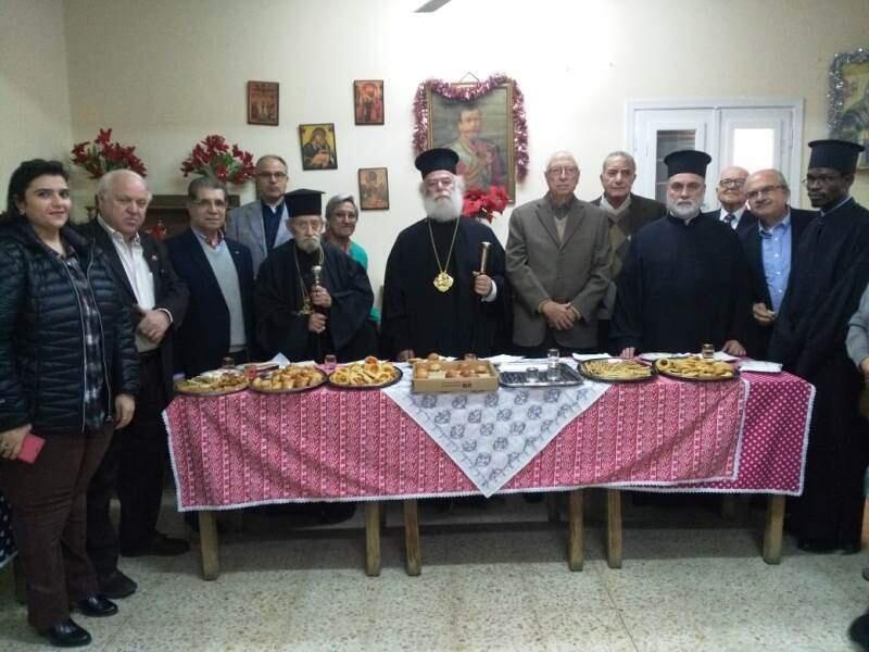 Πατριαρχείο Αλεξανδρείας Κόπτης Πατριάρχης Χριστούγεννα 2018