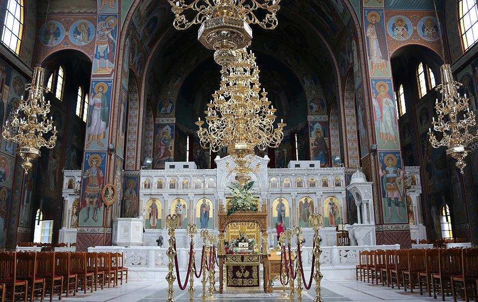 Ιερός Ναός Αγίου Αχιλλίου αγρυπνία