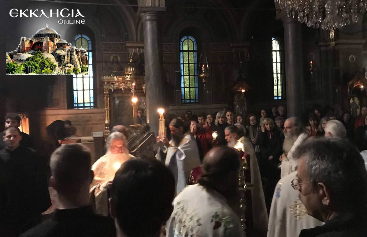 Βουβό Συλλαλητήριο ΕΚΚΛΗΣΙΑ Online και πλήθος πιστών στην Προσευχή Μακεδονία
