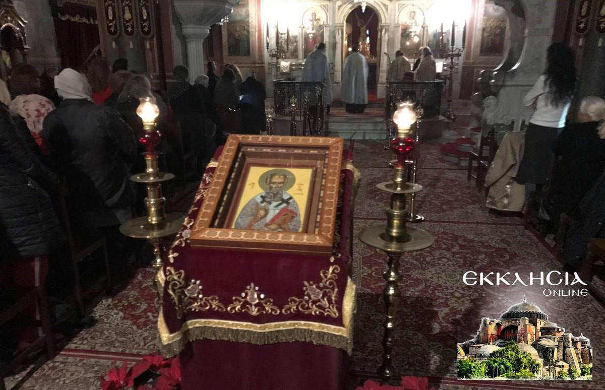 Προσευχή Μακεδονία Γρηγόριος