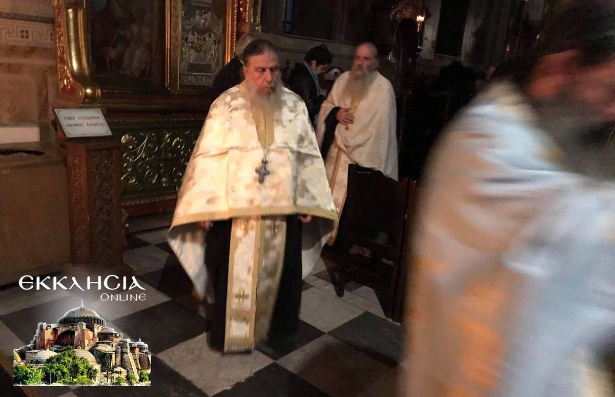 Προσευχή Μακεδονία πάτερ Σαράντης