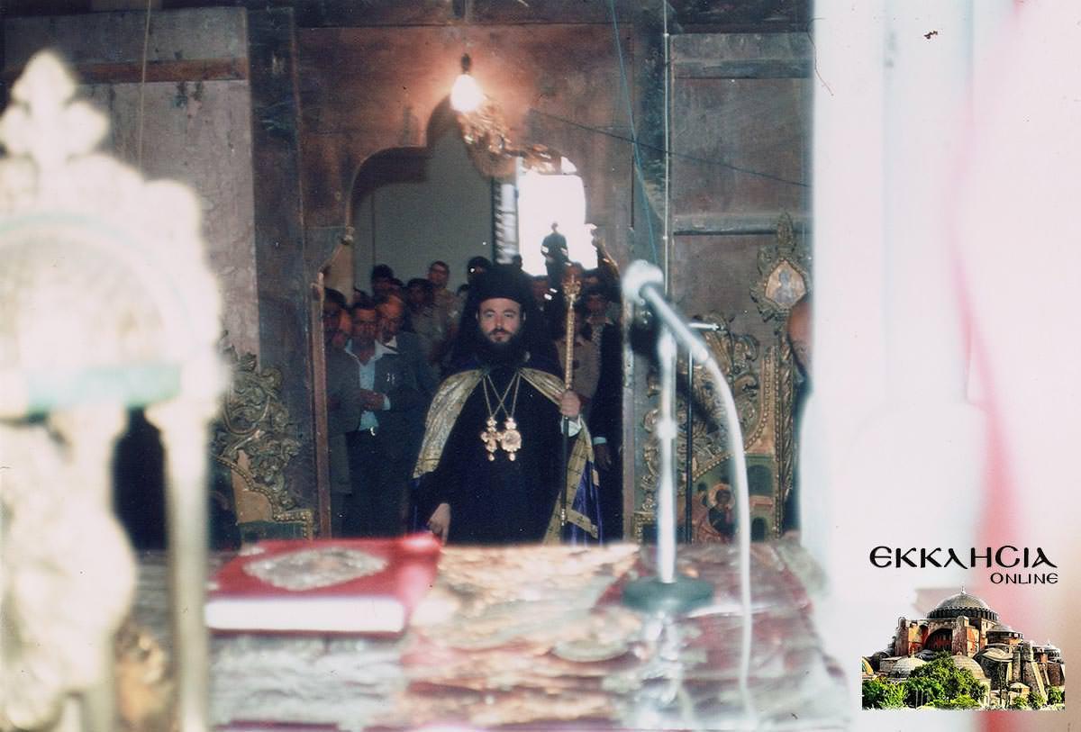 Χριστόδουλος αδημοσίευτες φωτογραφίες