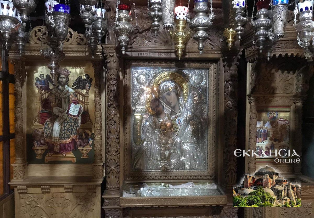 Αγία Κυράννα Λαγκαδά Θεσσαλονίκη