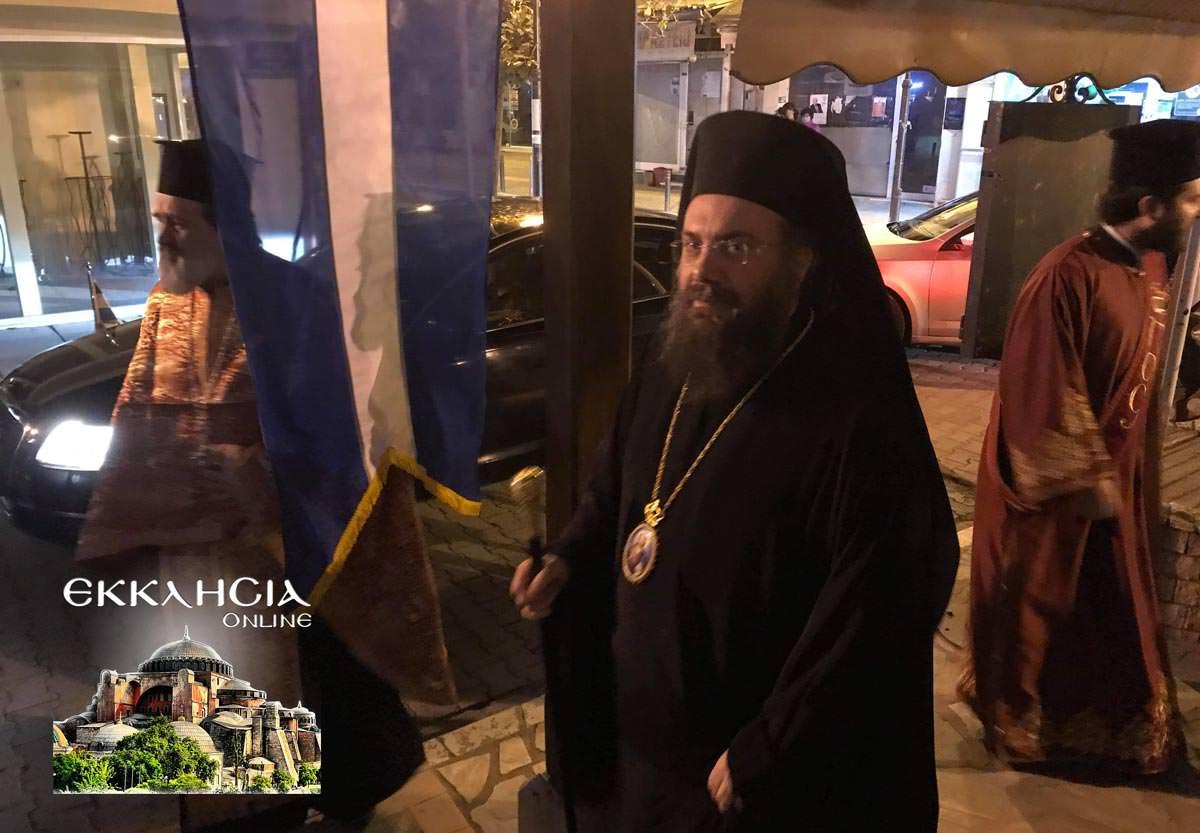 Αγία Κυράννα Λαγκαδά Θεσσαλονίκη Αγρυπνία