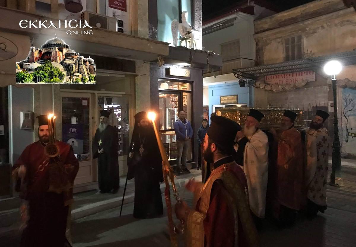 Αγία Κυράννα Ιερά Αγρυπνία 2019
