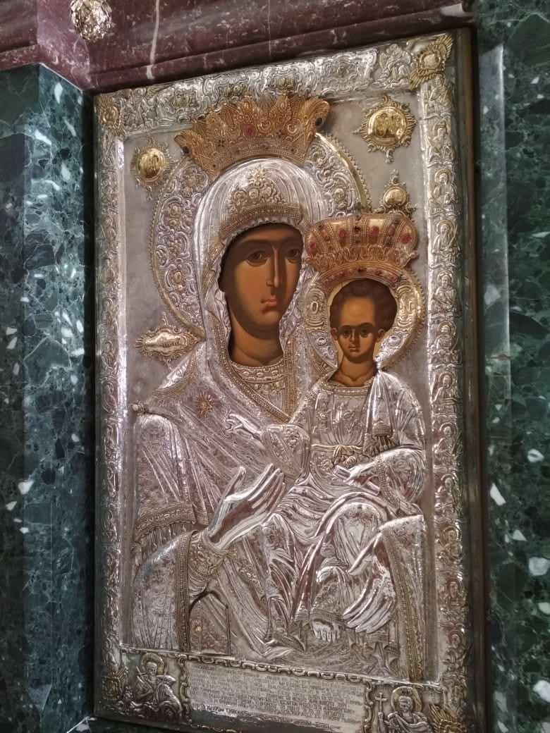 Επίσκεψη από Εκκλησιαστικό Λύκειο Νεάπολης Θεσσαλονίκης στη Μητρόπολη Σιδηροκάστρου
