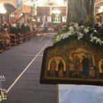 25η Μαρτίου και Ευαγγελισμός της Θεοτόκου στον Ιερό Ναό Ευαγγελιστρίας