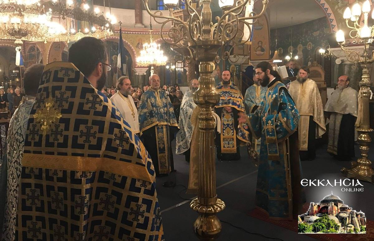 25η Μαρτίου και Ευαγγελισμός της Θεοτόκου 2019